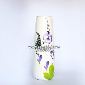 Lọ hoa bắp chuối S2