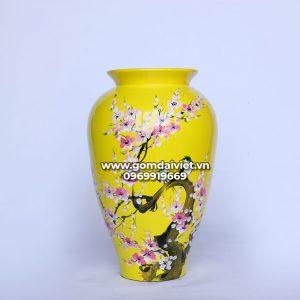 Vò lọ hoa cao thường