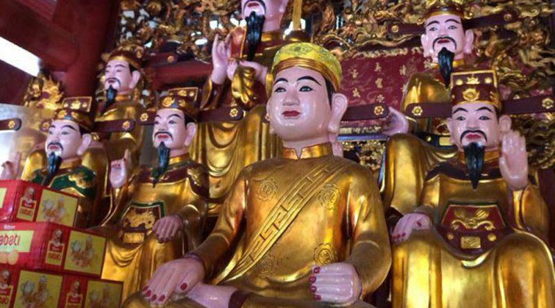 Nguồn gốc, ý nghĩa khi đi lễ tại Đền Ông Hoàng Mười