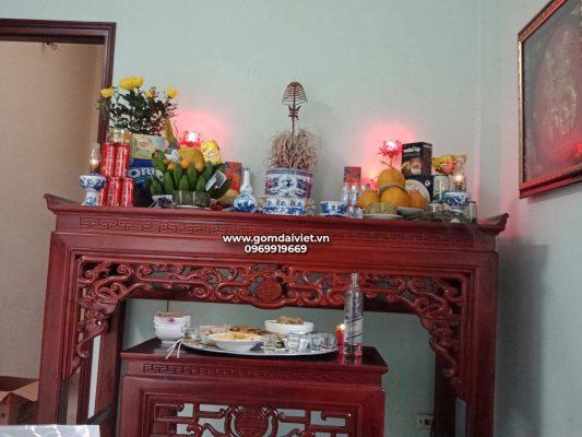 Văn khấn để chuyển vị trí bàn thờ sang vị trí mới