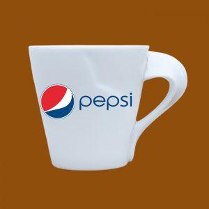 Ly sứ bát tràng in logo PepSi