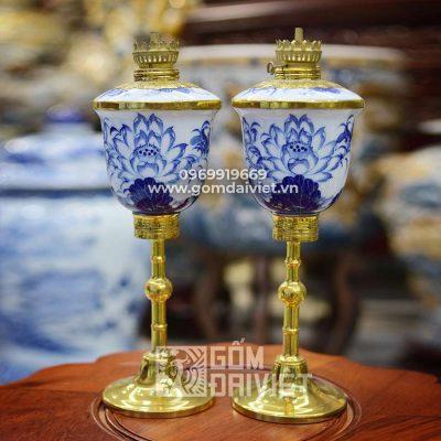 ý nghĩa đèn dầu trên bàn thờ