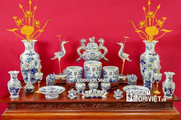 Địa chỉ mua đồ gốm sứ Bát Tràng tại Đà Nẵng