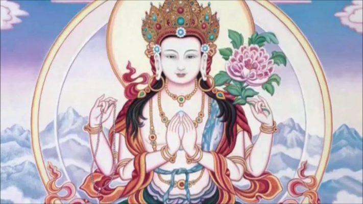 Tuổi Sửu, tuổi Dần - Hư Không Tạng Bồ Tát